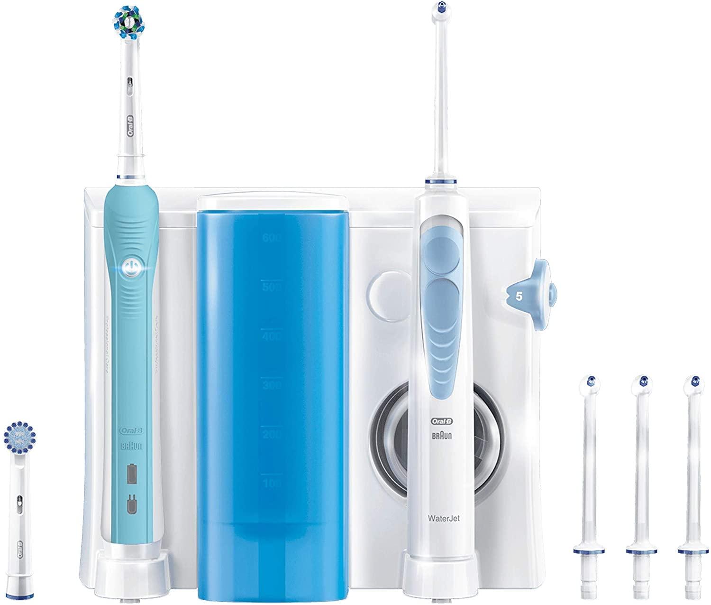 Idropulsore + Spazzolino Sistema Oral-B 59.9€