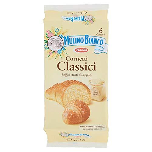Mulino Bianco Cornetti Classici pack da 6
