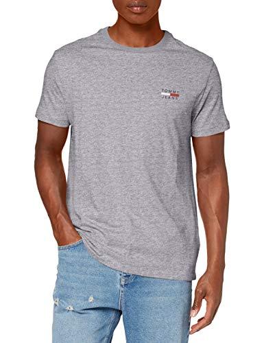 Tommy Jeans Tjm Chest Logo Tee Maglietta Uomo