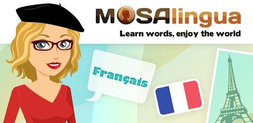 Google play, Mosalingua Imparare il Francese