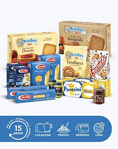 Box I Più Amati Barilla - 15 prodotti