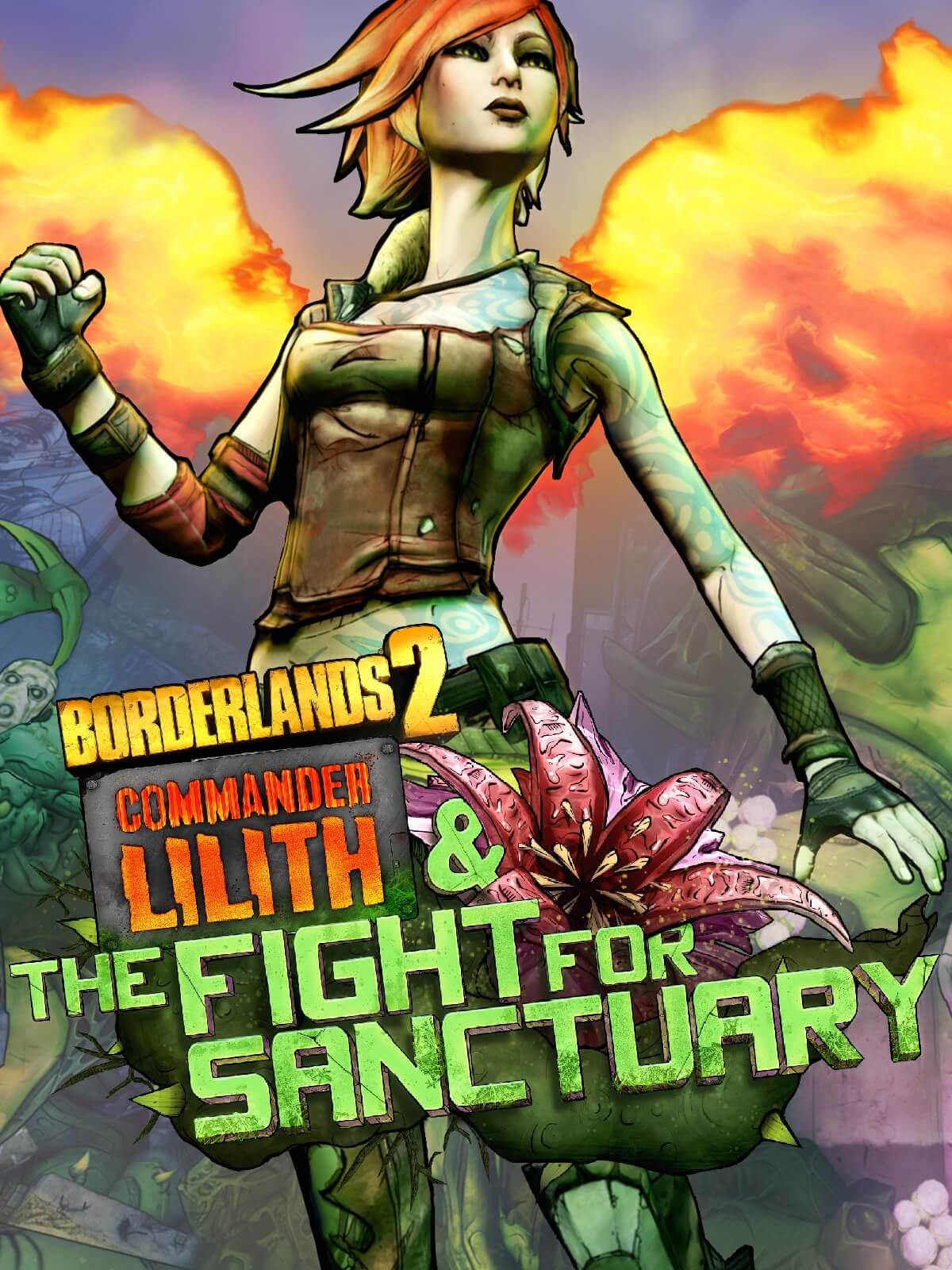 Borderlands 2 - Commander Lilith & the Fight for Sanctuary per PC, gratis