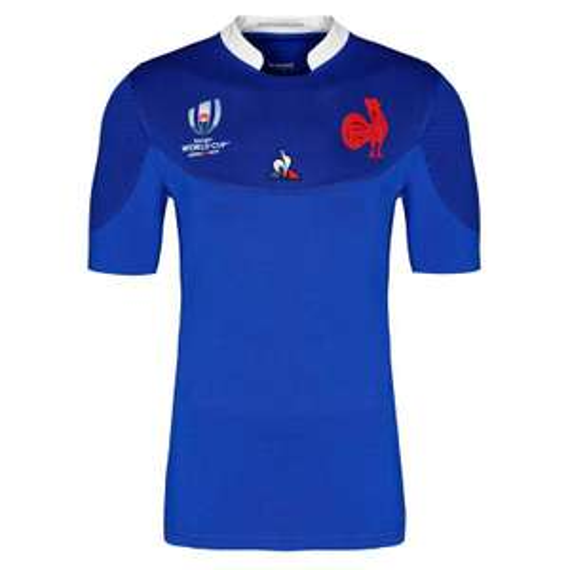 Maglia Rugby Francia (Mondiale 2019) - Taglia XL