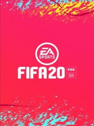 Fifa 20 key per PC 2.4€