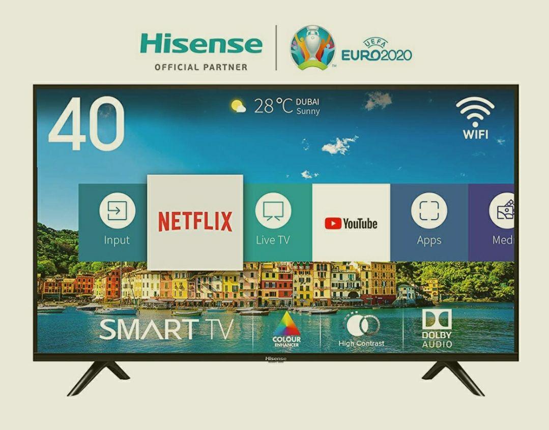 """Hisense Smart TV LED FULL HD 40"""""""