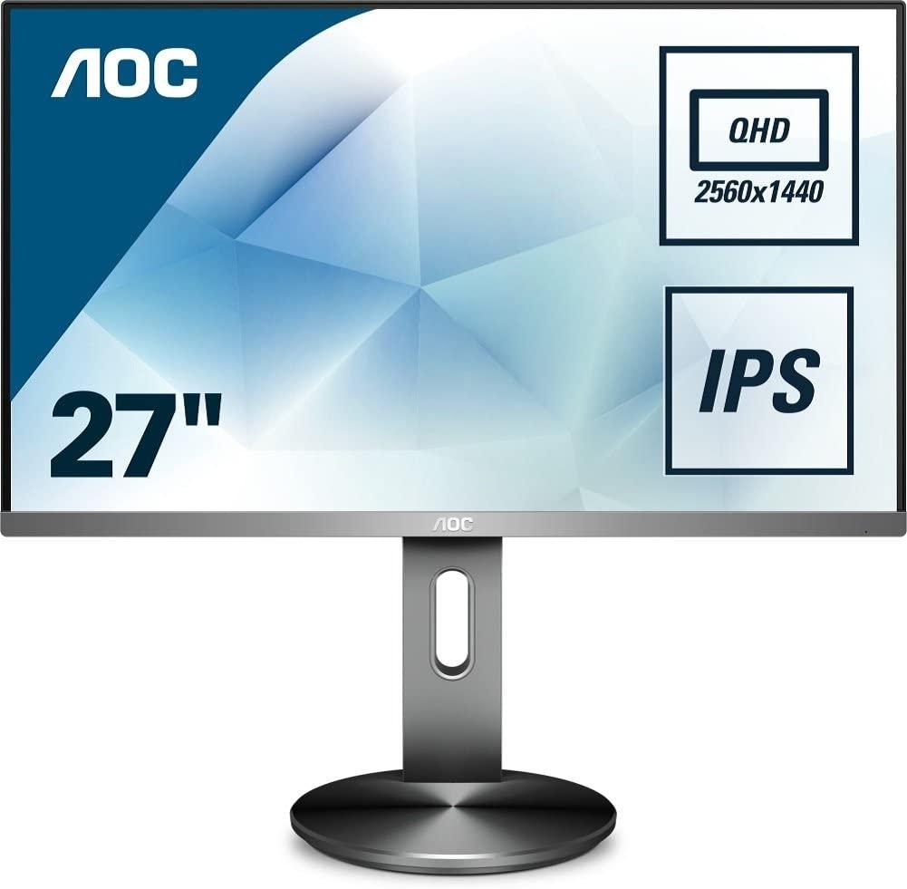 AOC Q2790PQU Monitor da 27 QHD 2560x1440