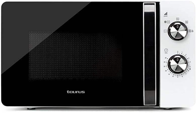 Microonde Taurus 700W 20L Fastwave 49.9€