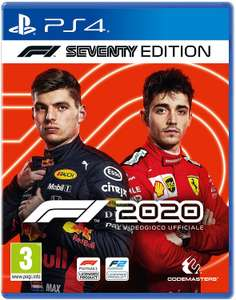 F1 2020 - Day One PS4