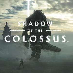 Shadow of the Colossus - Playstation Store