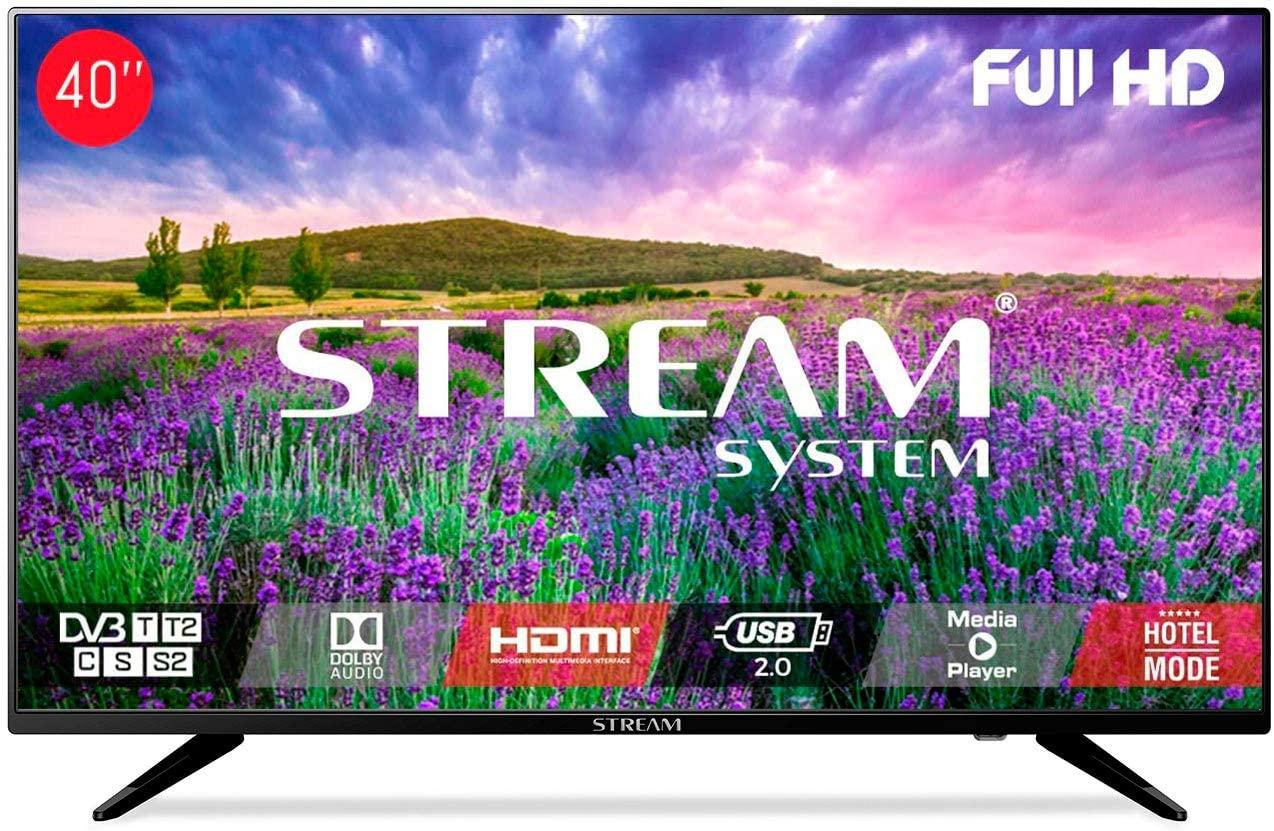 Stream System TV LED 40'' full hd