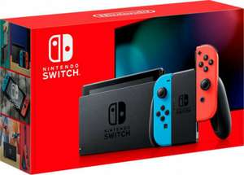 Nintendo Switch v2 1.1 Blue/Red
