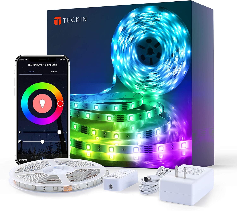 Striscia LED RGB 5Mt solo 18.99€