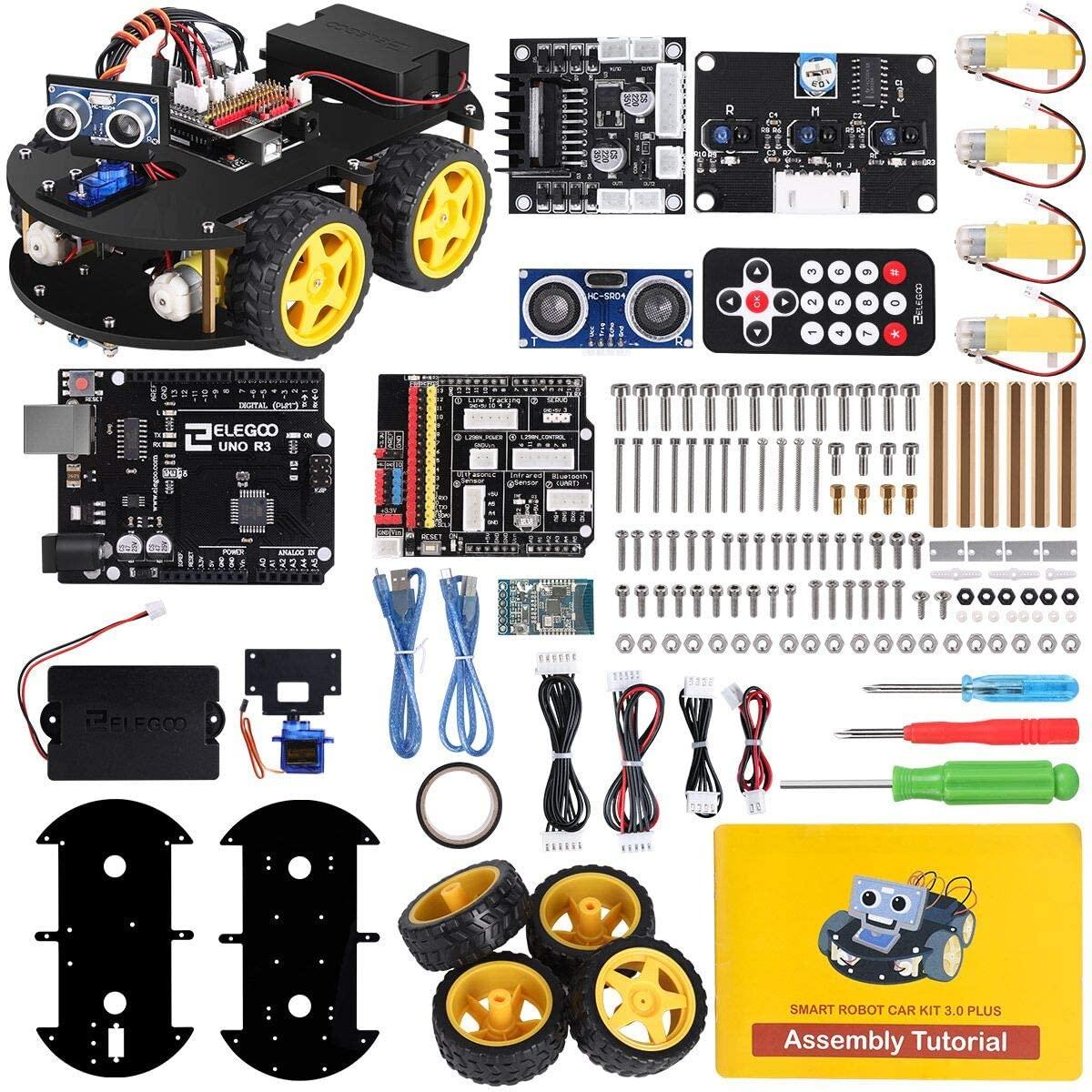 Kit Robot ELEGOO per Arduino