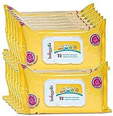 12x72 salviettine Babygella Salviettine Detergenti