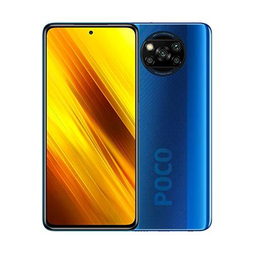 POCO X3 NFC 6GB + 64GB 199€