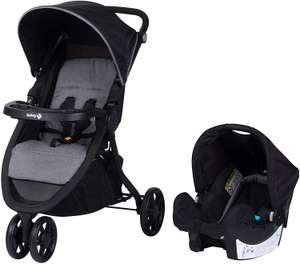 Passeggino Safety e Portabebè 127€