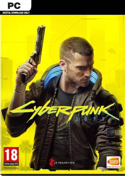 Cyberpunk 2077 gioco PC
