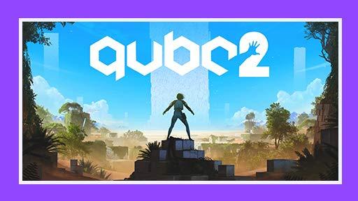 Prime Gaming Gratis - Q.U.B.E. 2