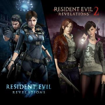 Bundle (2 Giochi) Resident Evil Revelations 1 & 2