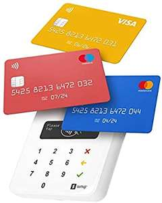 Lettore di carte di credito/debito/ Gpay/ ApplePay SumUp Air