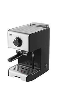 Beko CEP5152B manual coffee machine, 1200 W, stainless steel