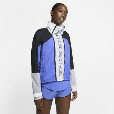 Giacca da running con zip a tutta lunghezza - DonnaNike Air