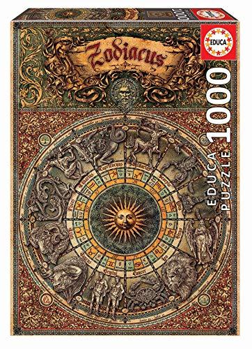 Educa Borras Puzzle Zodiaco 1000 pezzi