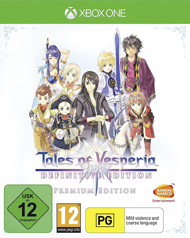 Tales Of Vesperia Definitive Premium Edition 33€