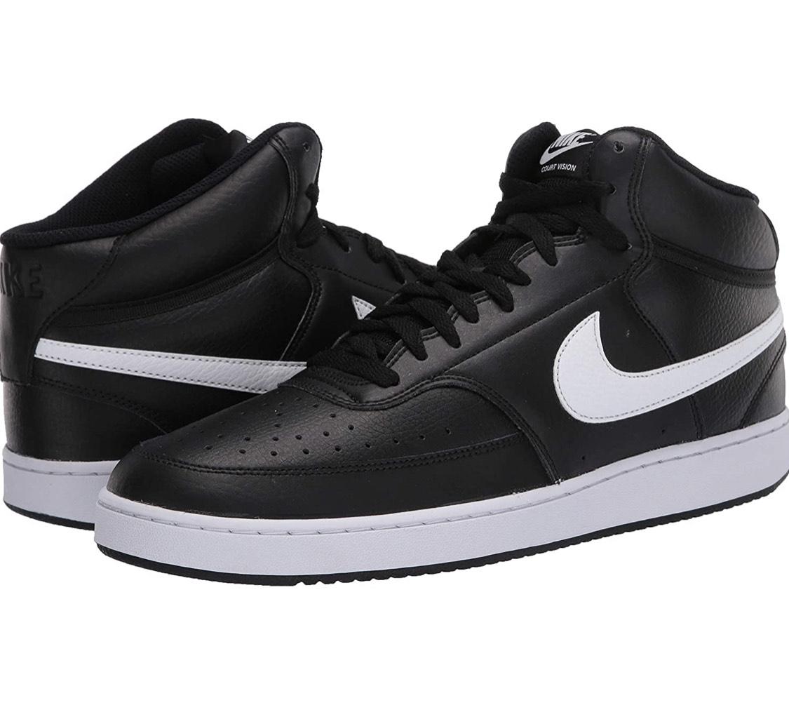 Nike Court Vision Mid, Scarpe da Basket Uomo TG da 40 a 47.5