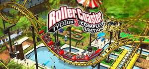 Epic Games - gioco PC gratis : RollerCoaster Tycoon 3 Complete Edition