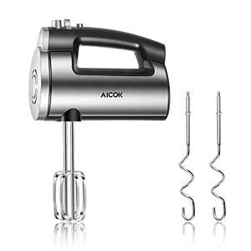 AICOK Sbattitore Elettrico In Acciaio Inox 300W