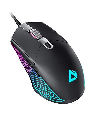 AUKEY Scarab Mouse Gaming RGB programmabile