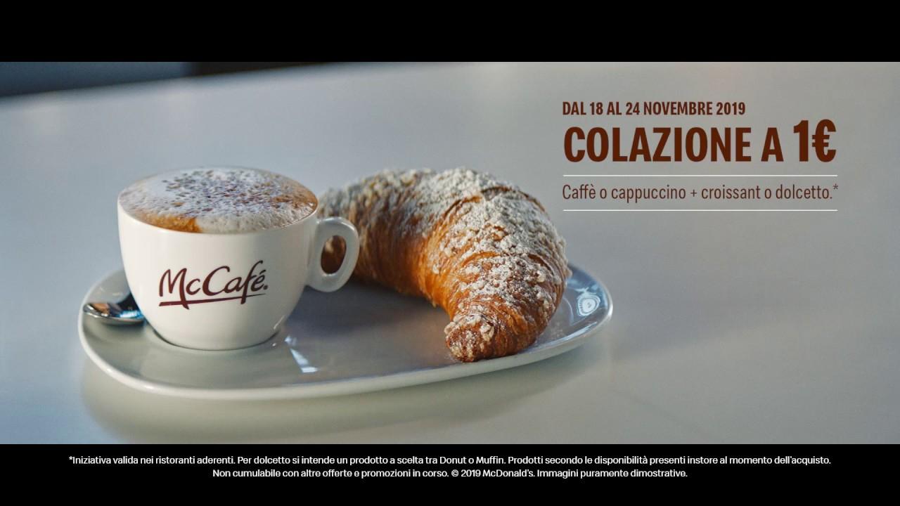 McDonald's - Colazione a 1€