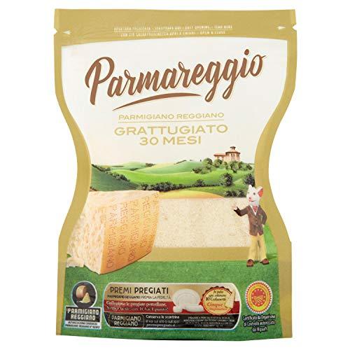 Bustina 60 grammi Parmigiano Grattugiato Parmareggio