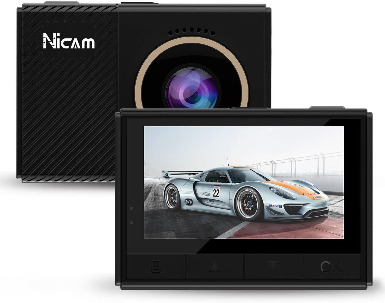 Dash Cam 1080 con visione notturna 13.9€
