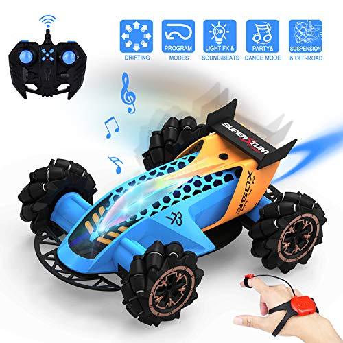 Macchina Telecomandata con 4WD e Luci LED