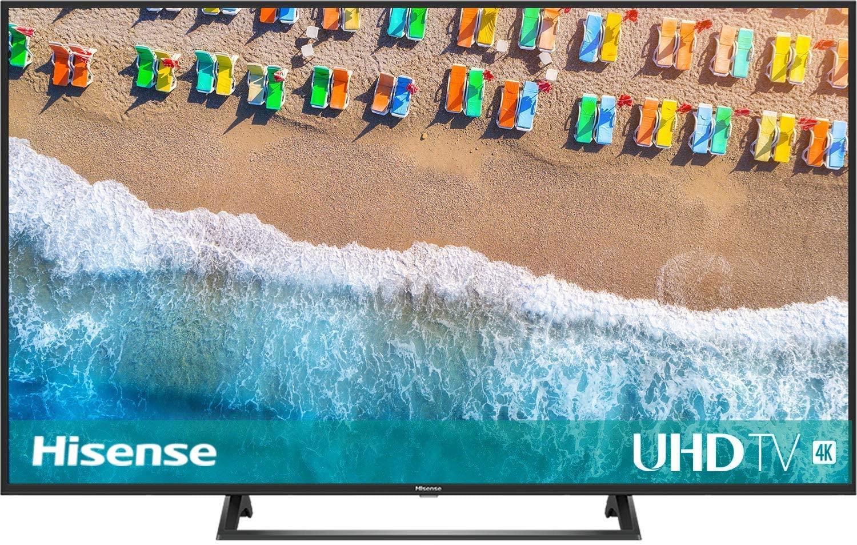"Hisense LED TV 55"" Smart- Ultra HD 322€"