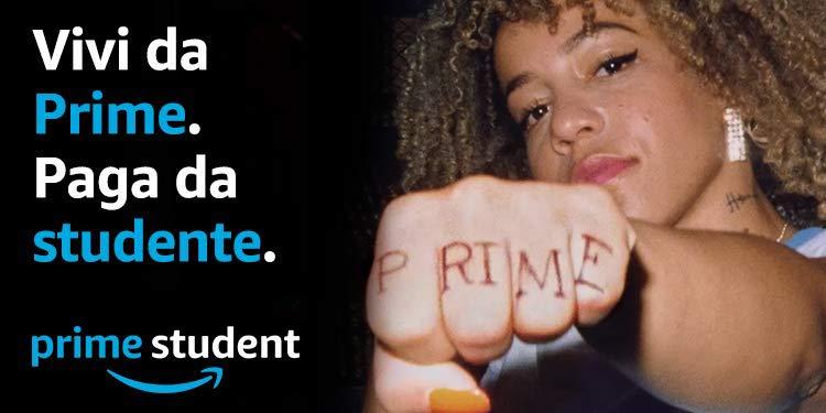 Amazon Prime Student Gratis per 90 giorni