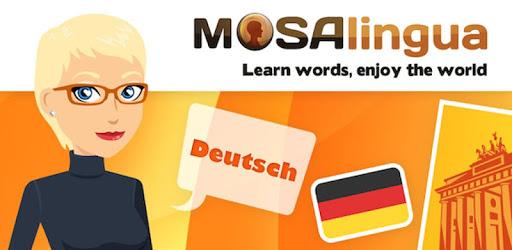 PlayStore: Mosalingua Imparare il Tedesco