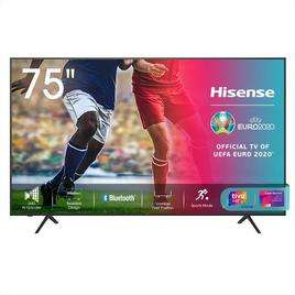 Smart TV HISENSE 75'' 4K UHD 75A7120F