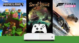 Microsoft Xbox One S All-Digital Edition Bianco 1000 GB