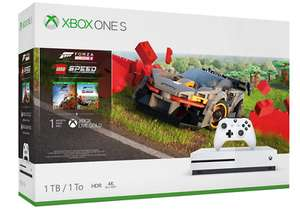 XBOX ONE S FORZA HORIZON 4 LEGO SPEED CHAMPIONS BUNDLE