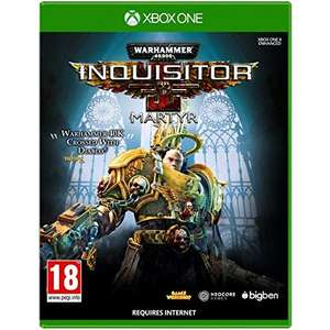 Warhammer 40.000: Inquisitor Xbox one