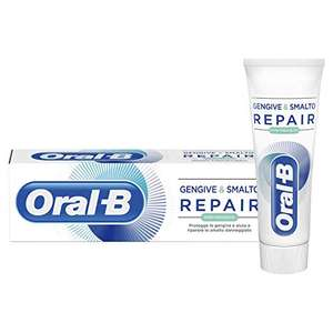 Oral-B Dentifricio Gengive & Smalto Repair, Extra Freschezza, 75 ml