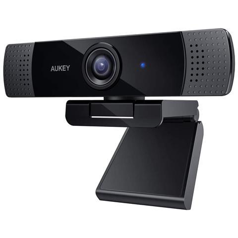 AUKEY Webcam 1080p Full HD con Microfono