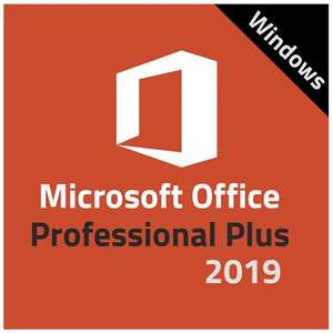 MICROSOFT Office 2019 Professional Plus Retail Esd