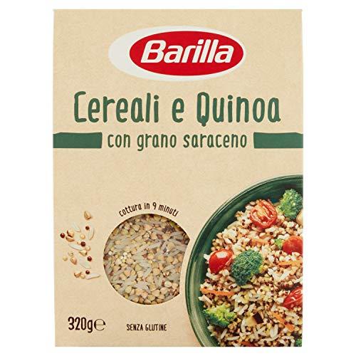 Barilla Mix Cereali e Quinoa, 320 gr