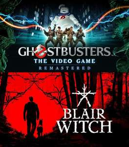 Epic Games giochi gratis - Ghostbusters Remastered (PC) + Blair Witch (PC)