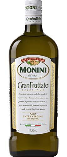 Monini Olio Extra Vergine Granfruttato Selezione Italiana 100% Italiano - 1000 ml