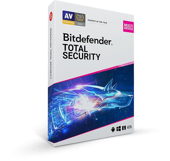 Bitdefender Total Security 90 giorni gratis